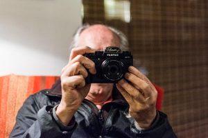 Santiago Harker en entrevista con Fotógrafo No Fotógrafo