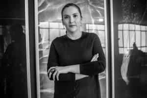 Erika Diettes en entrevista con Fotógrafo No Fotógrafo