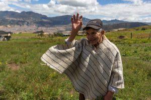 Montañero,una mirada de David Rodríguez desde lo alto de Bogotá