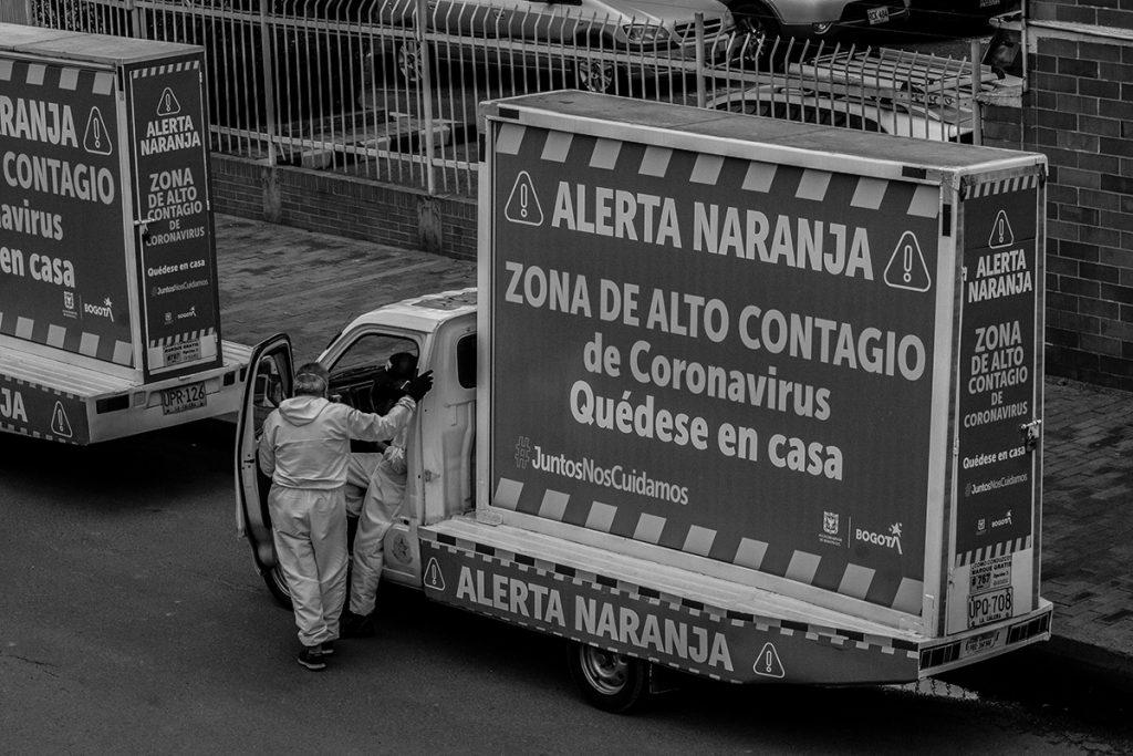 Los otros Rostros de la Pandemia por Daniel Eduardo Rojas