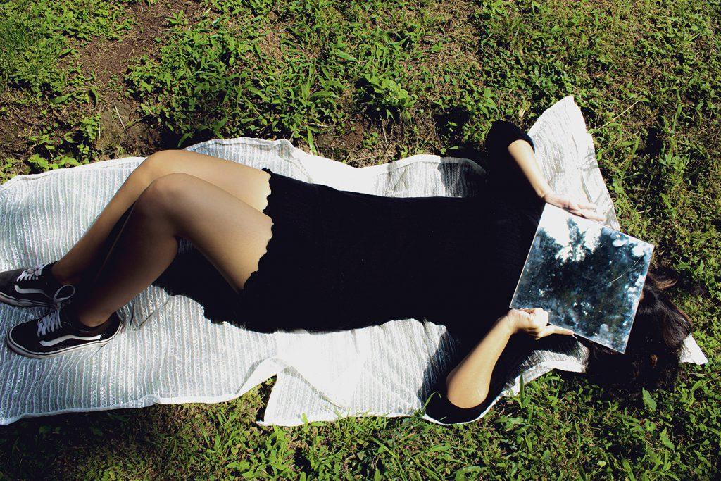 'Espejos reflejados' serie de Alejandra Herjiz, fotógrafa mexicana